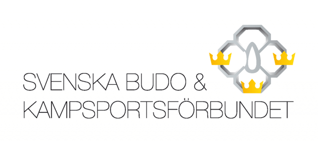 Logo for the Swedish Budo & Martial Arts Federation