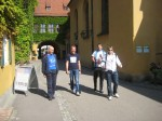 Sightseeing i Augsburg, Fuggerei