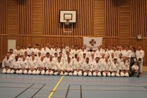 Bild från Shorinji Kempo Unity Koshukai Sweden 2015